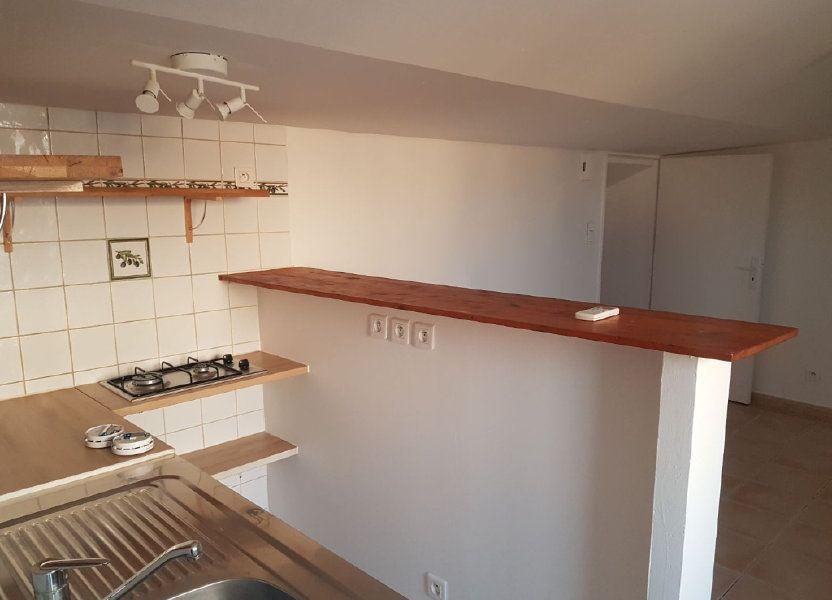 Appartement à louer 34m2 à Martigues