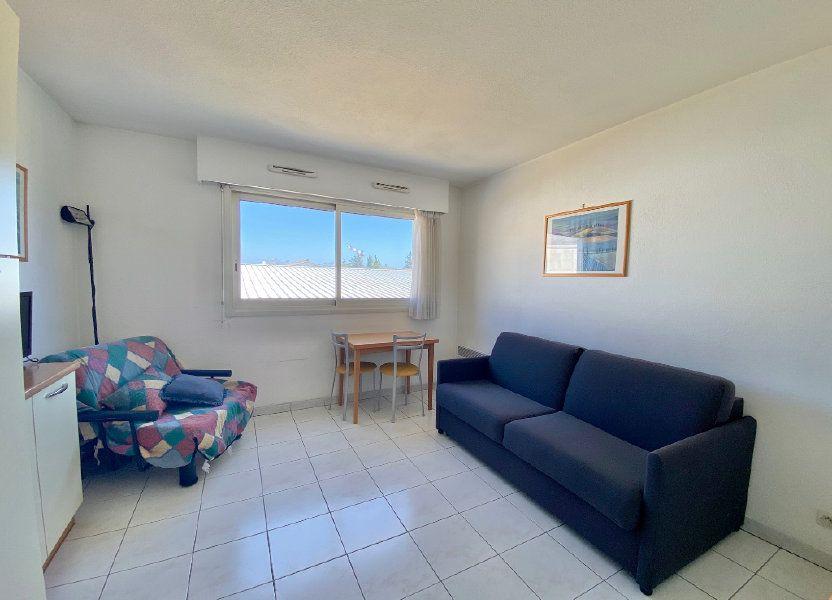 Appartement à louer 20.4m2 à Villeneuve-Loubet