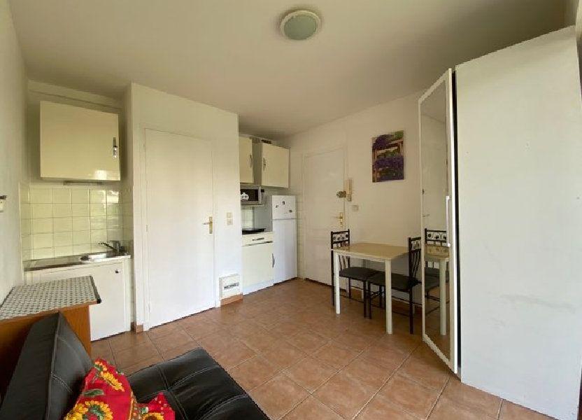 Appartement à louer 14.89m2 à Cagnes-sur-Mer