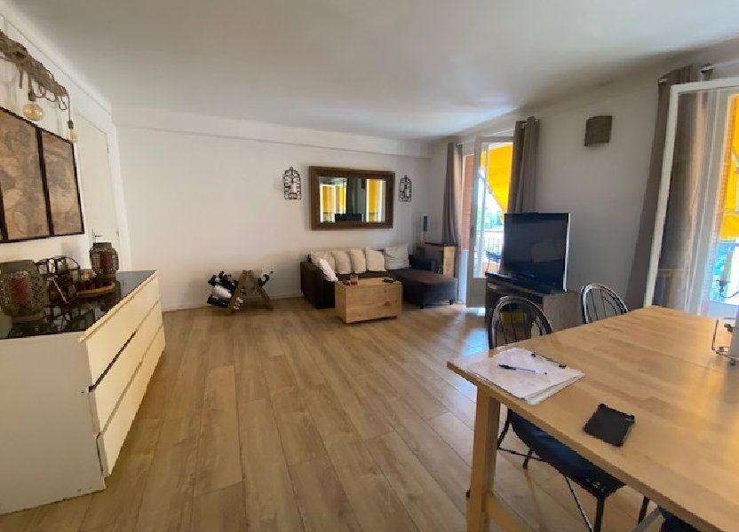Appartement à louer 78.3m2 à Cagnes-sur-Mer