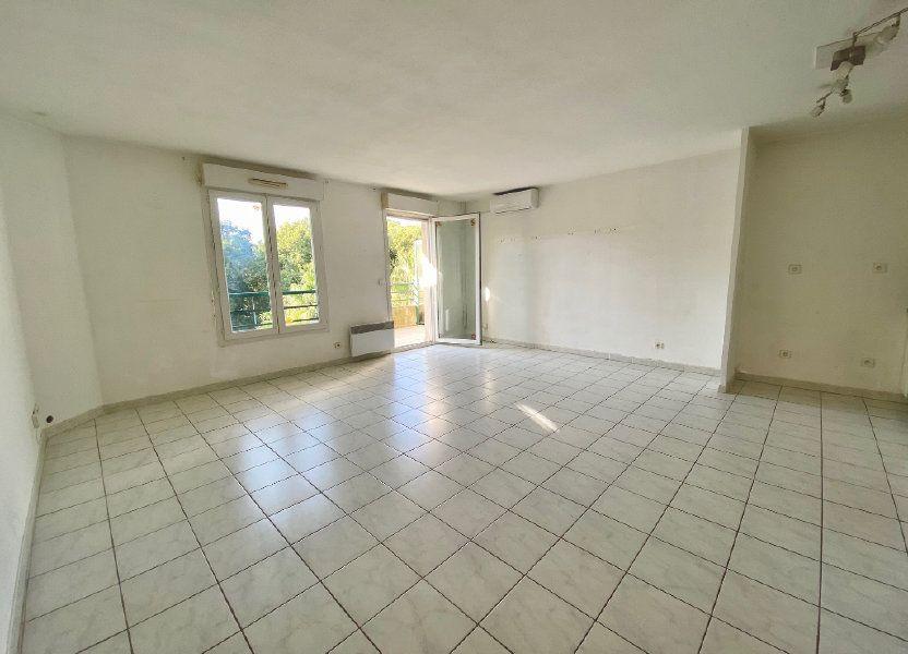 Appartement à louer 55.21m2 à Villeneuve-Loubet