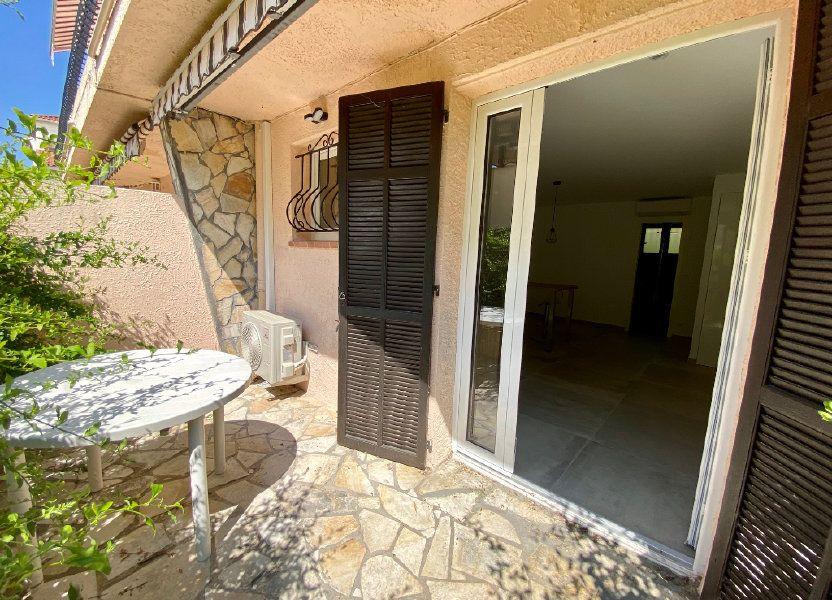 Appartement à louer 29.34m2 à Villeneuve-Loubet