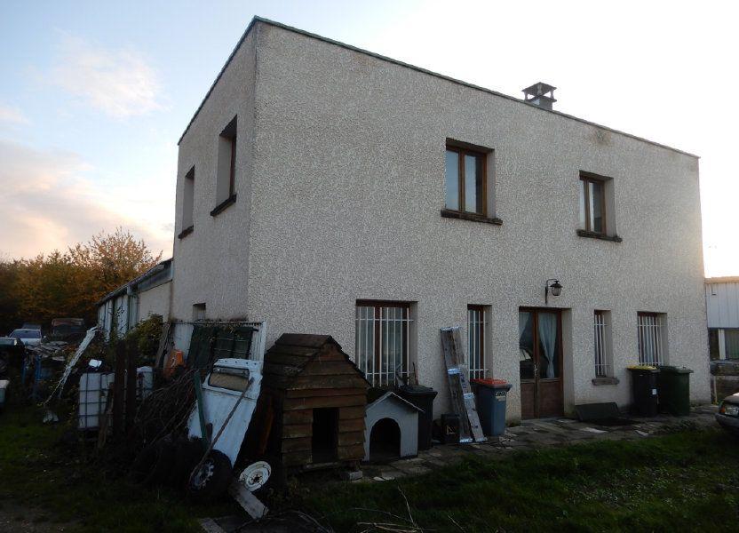 Immeuble à vendre 90m2 à Milly-la-Forêt