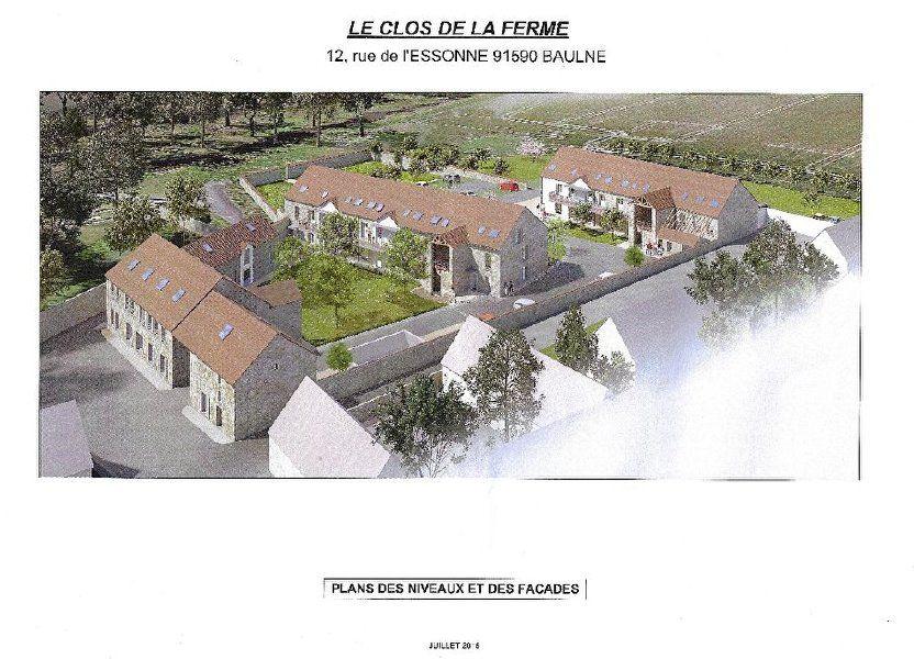 Appartement à vendre 63.5m2 à Baulne
