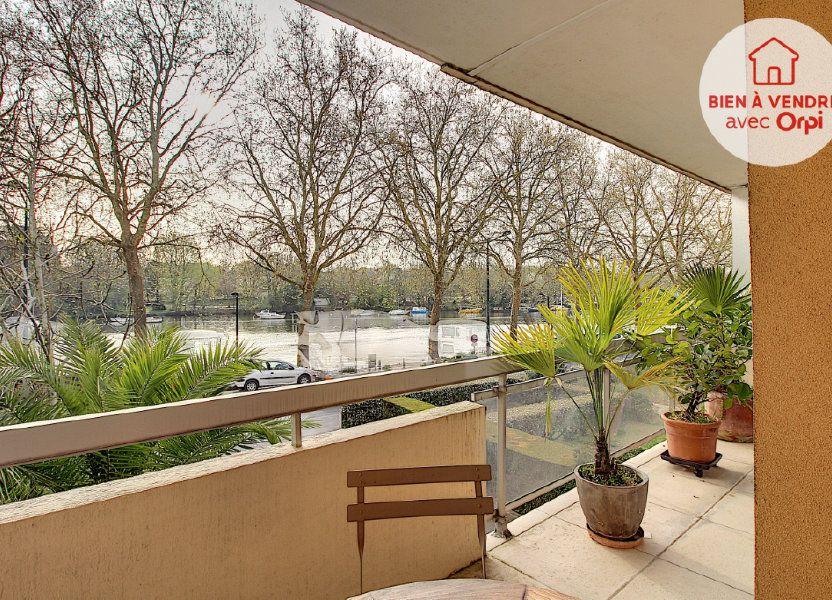 Appartement à vendre 96.76m2 à Nantes
