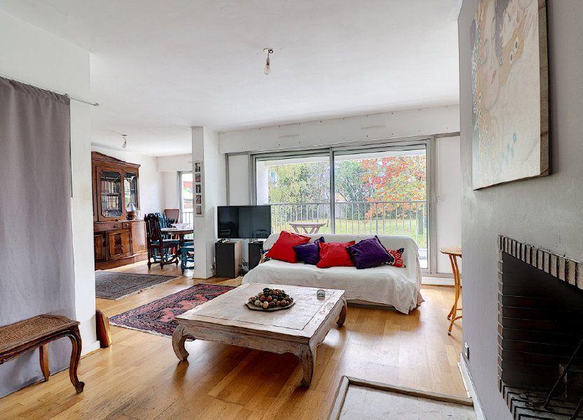 Appartement à vendre 81.68m2 à Nantes