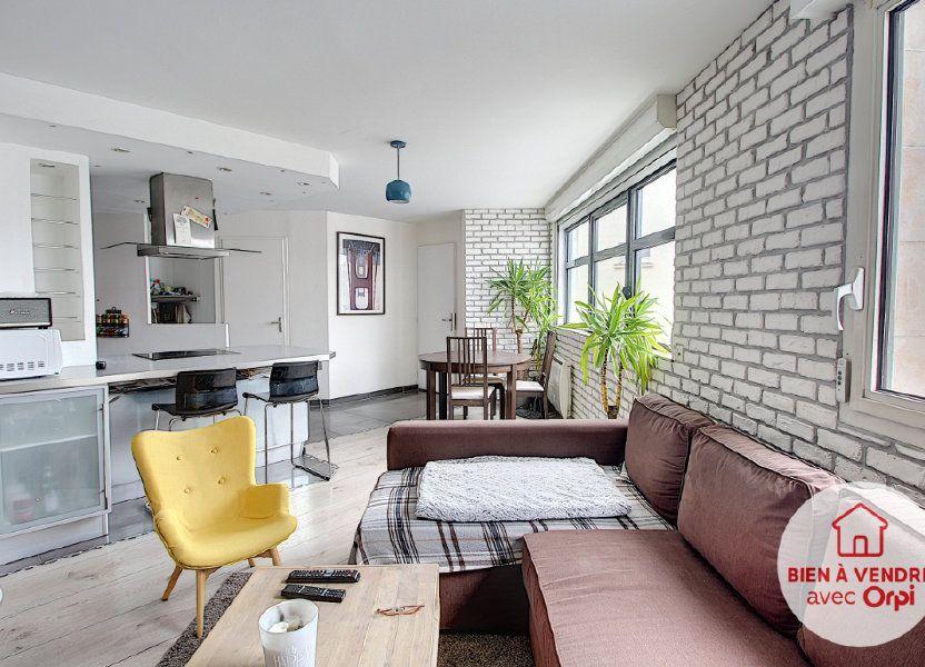 Appartement à vendre 47.29m2 à Nantes