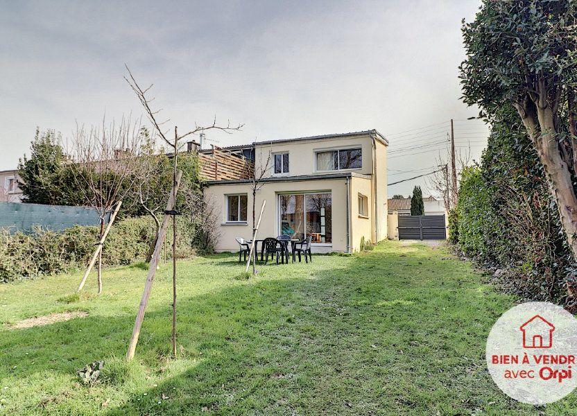 Maison à vendre 105m2 à Nantes