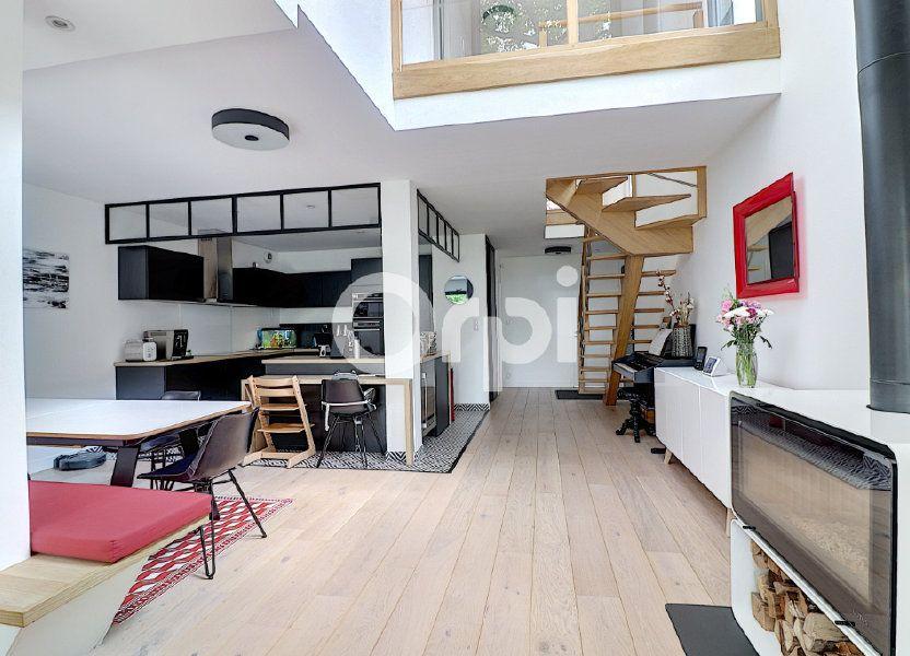 Maison à vendre 145.13m2 à Nantes