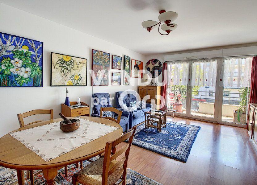 Appartement à vendre 70.45m2 à Nantes