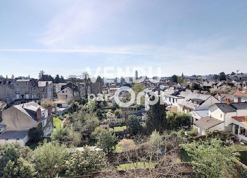 Appartement à vendre 65.35m2 à Nantes