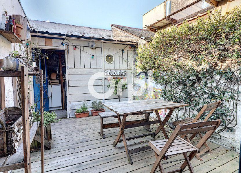 Maison à vendre 68m2 à Nantes