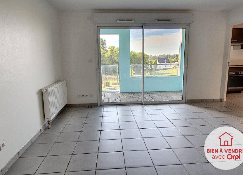 Appartement à vendre 63m2 à Nantes