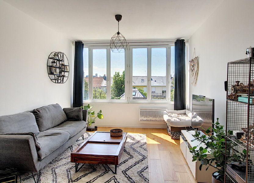 Appartement à vendre 67.87m2 à Nantes