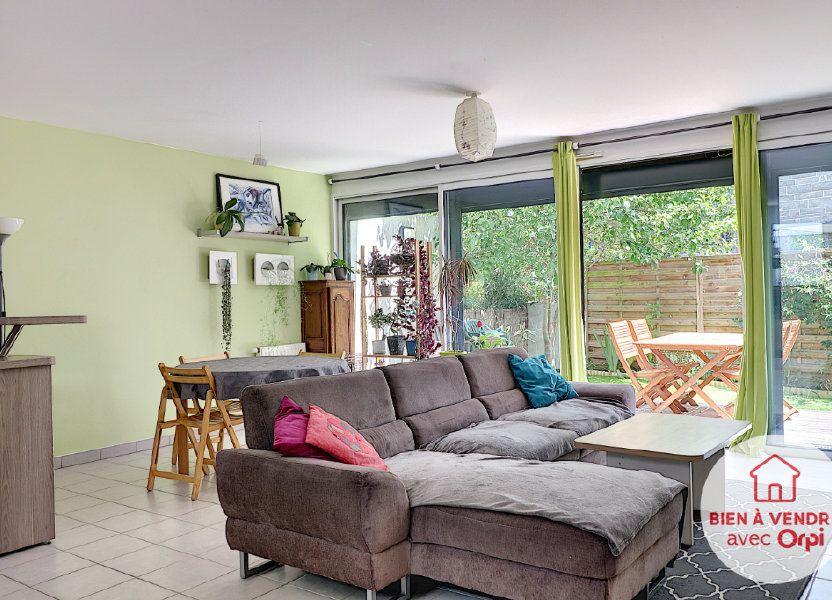 Appartement à vendre 70m2 à Nantes