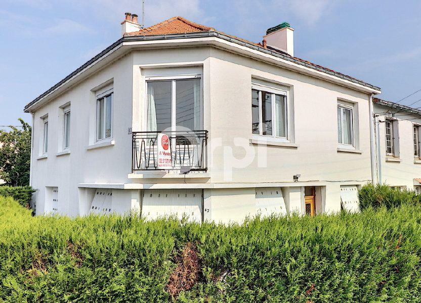 Maison à vendre 158m2 à Nantes