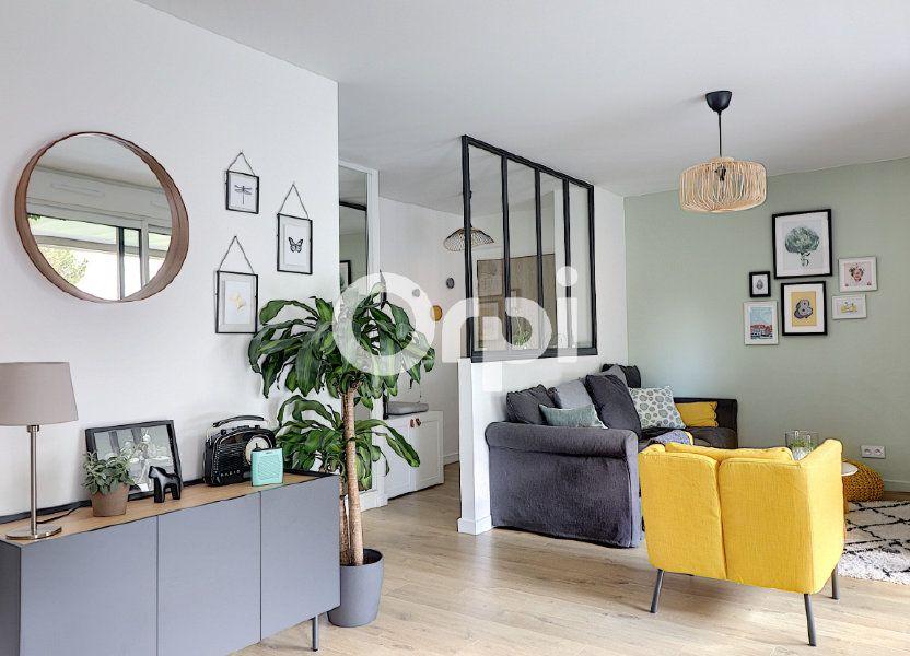 Appartement à vendre 71m2 à Nantes