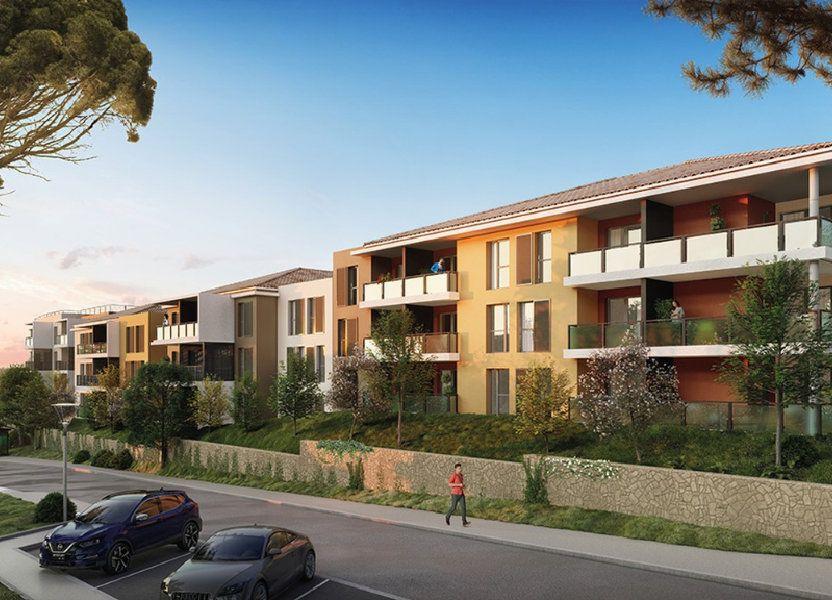 Appartement à vendre 44m2 à Draguignan