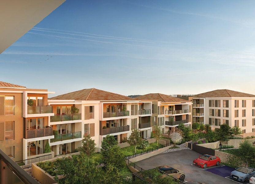 Appartement à vendre 66m2 à Draguignan