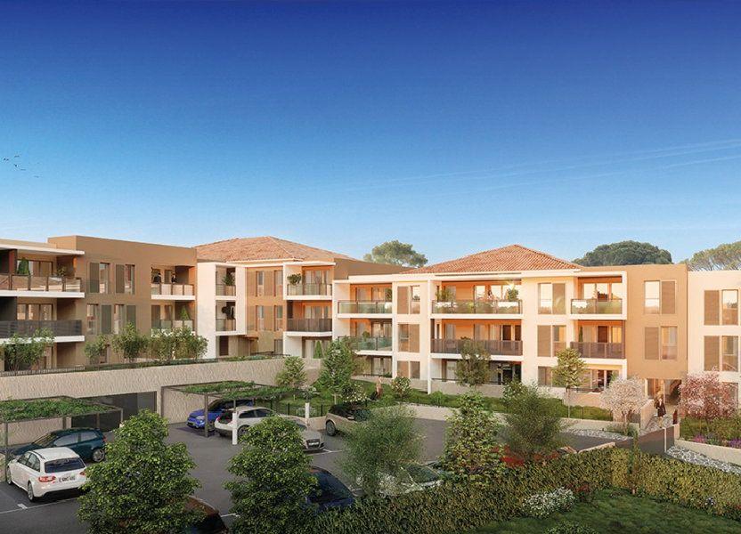 Appartement à vendre 88m2 à Draguignan