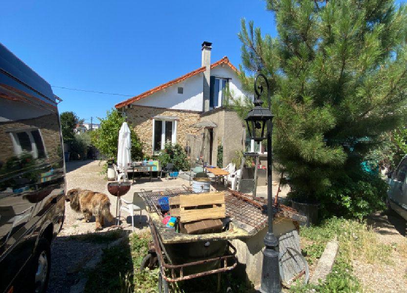 Maison à vendre 74m2 à Limeil-Brévannes