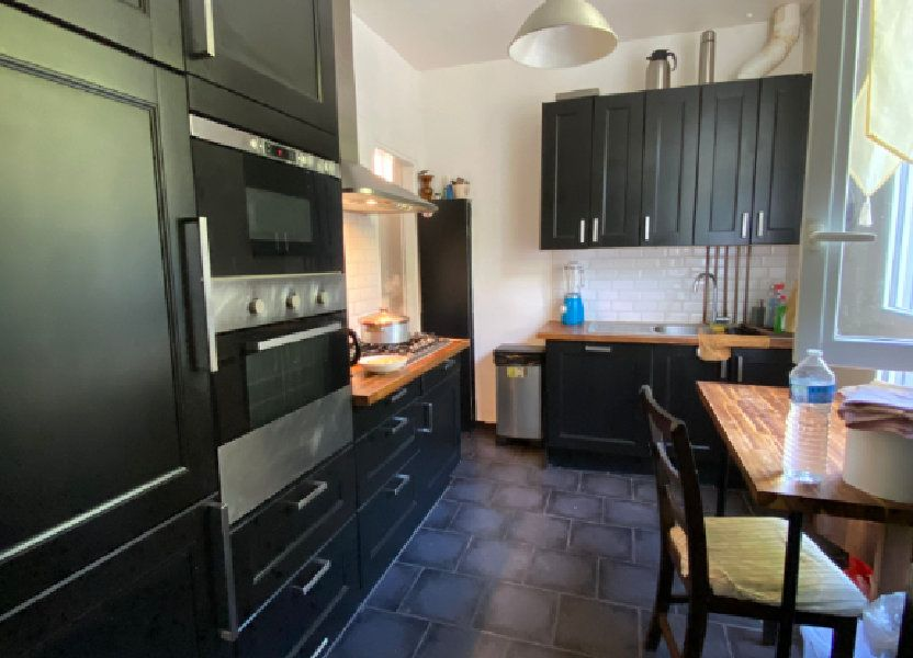 Maison à vendre 105.68m2 à Vitry-sur-Seine