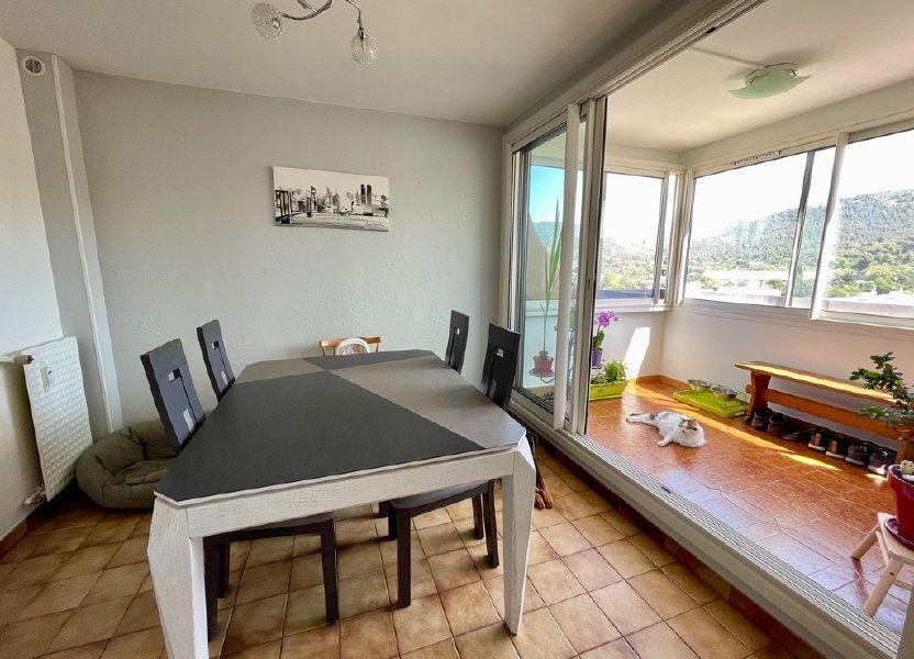 Appartement à vendre 78m2 à Aubagne
