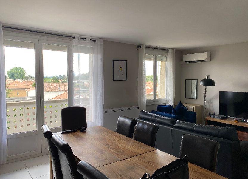 Appartement à louer 68m2 à Le Pontet