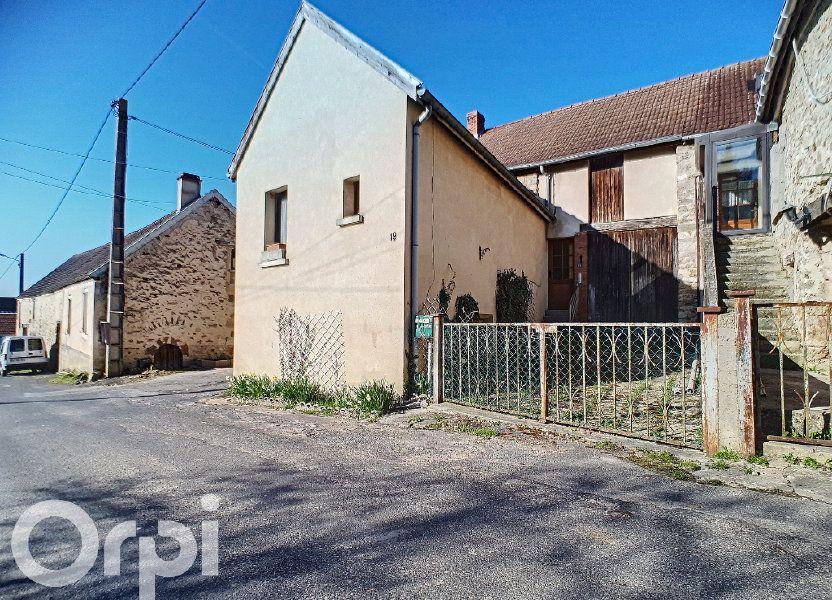 Maison à vendre 57m2 à Sainte-Gemme