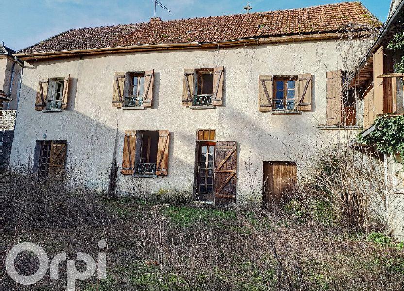 Maison à vendre 85m2 à Champvoisy