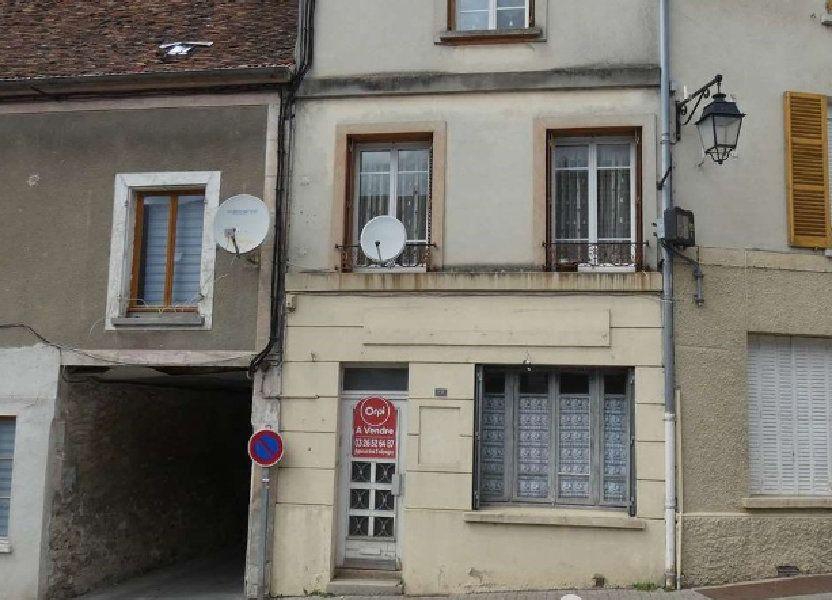 Immeuble à vendre 0m2 à Condé-en-Brie