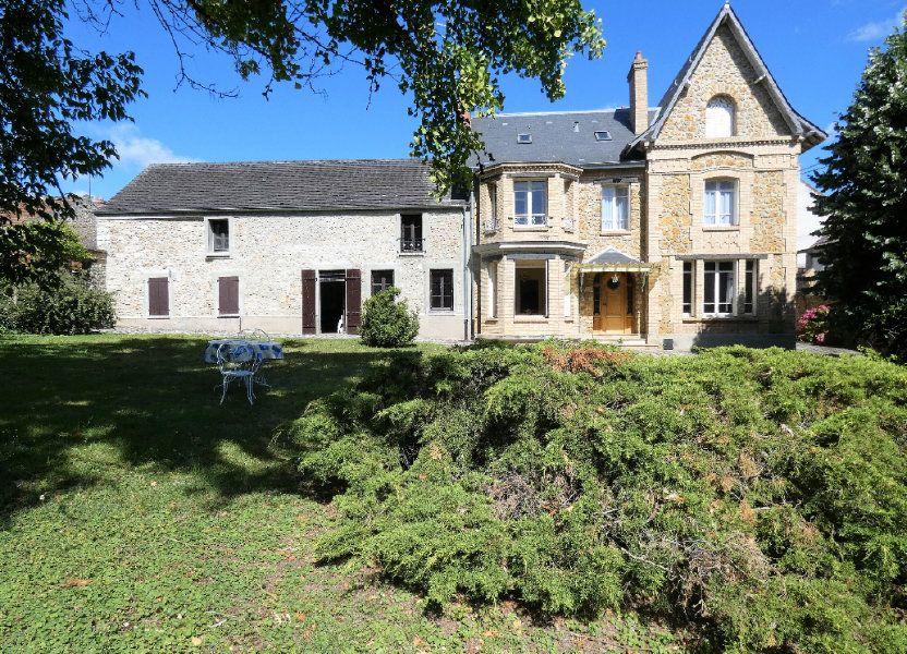 Maison à vendre 198.45m2 à Jaulgonne
