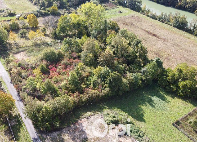 Terrain à vendre 4385m2 à Barzy-sur-Marne