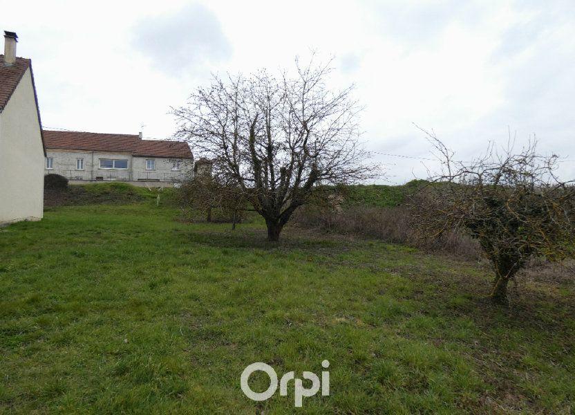Terrain à vendre 594m2 à Passy-sur-Marne