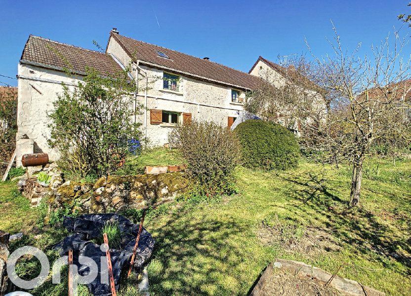 Maison à vendre 144.3m2 à Montlevon