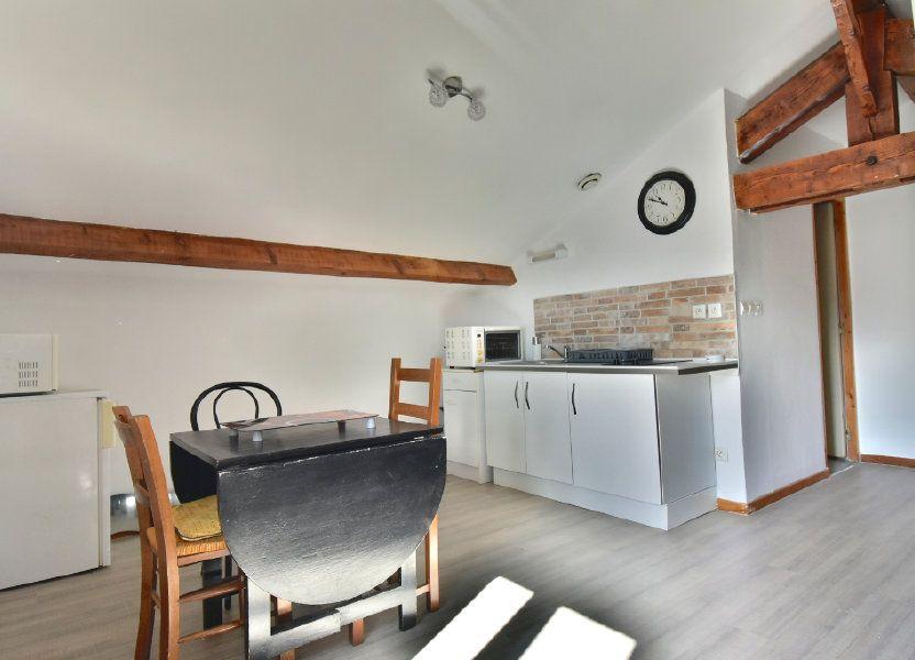 Appartement à louer 26.61m2 à Tournon-sur-Rhône