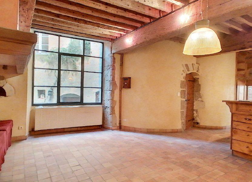 Maison à vendre 0m2 à Tournon-sur-Rhône