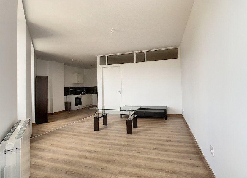 Appartement à louer 40.92m2 à Tournon-sur-Rhône