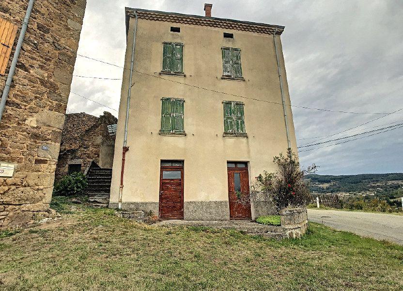 Maison à vendre 67m2 à Saint-Félicien