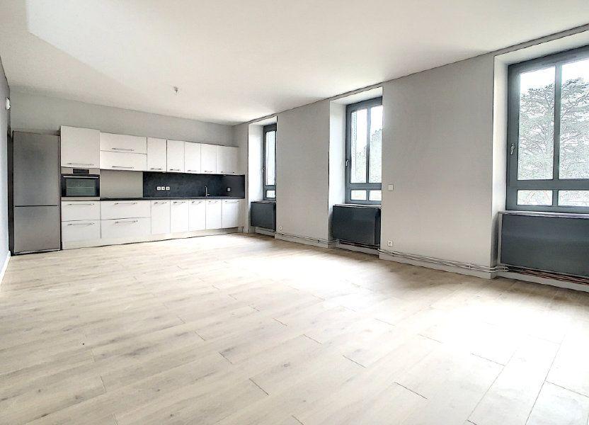 Appartement à louer 89m2 à Tain-l'Hermitage
