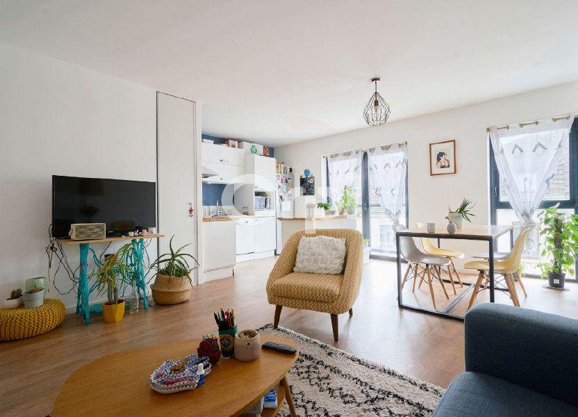 Appartement à vendre 67.99m2 à Lille