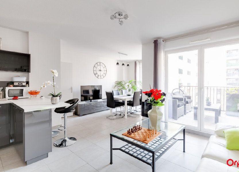 Appartement à vendre 57m2 à Marseille 10