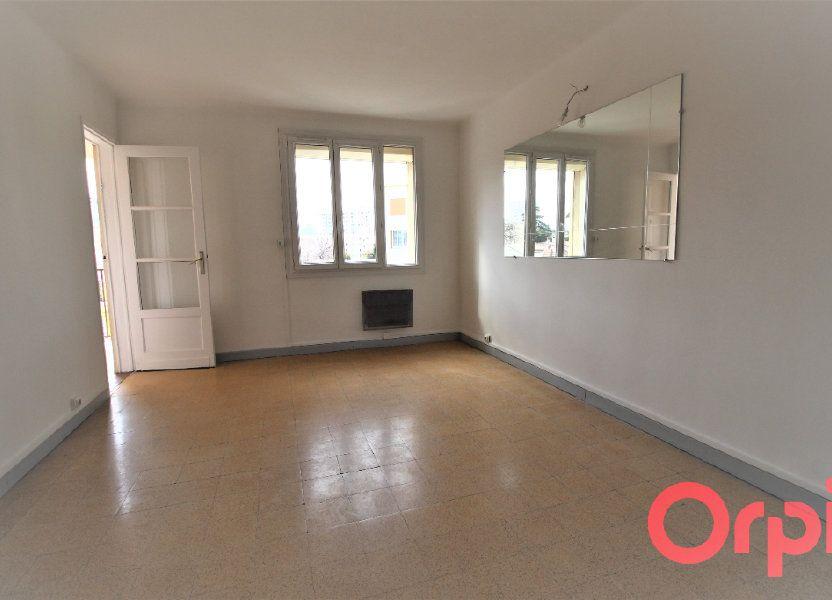 Appartement à vendre 58m2 à Marseille 9