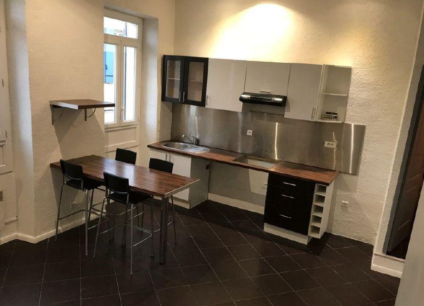 Appartement à vendre 35m2 à Marseille 4