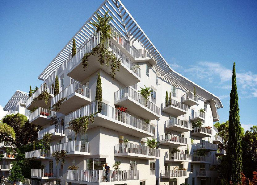 Appartement à vendre 37m2 à Marseille 9