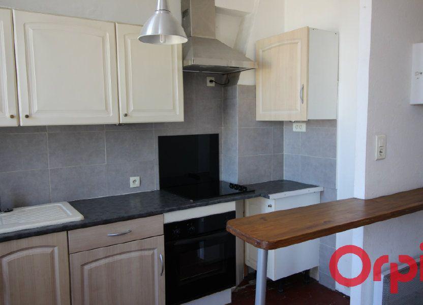 Appartement à louer 31m2 à Marseille 10