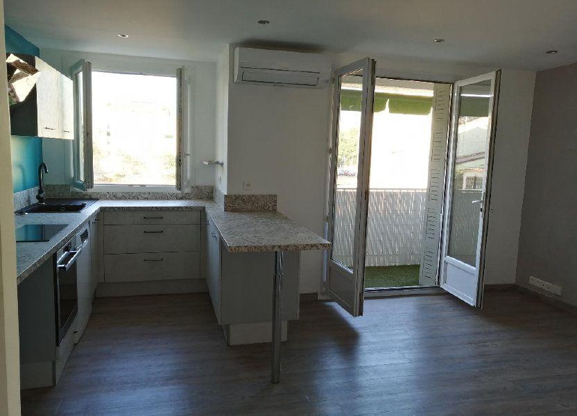 Appartement à louer 53m2 à Marseille 9