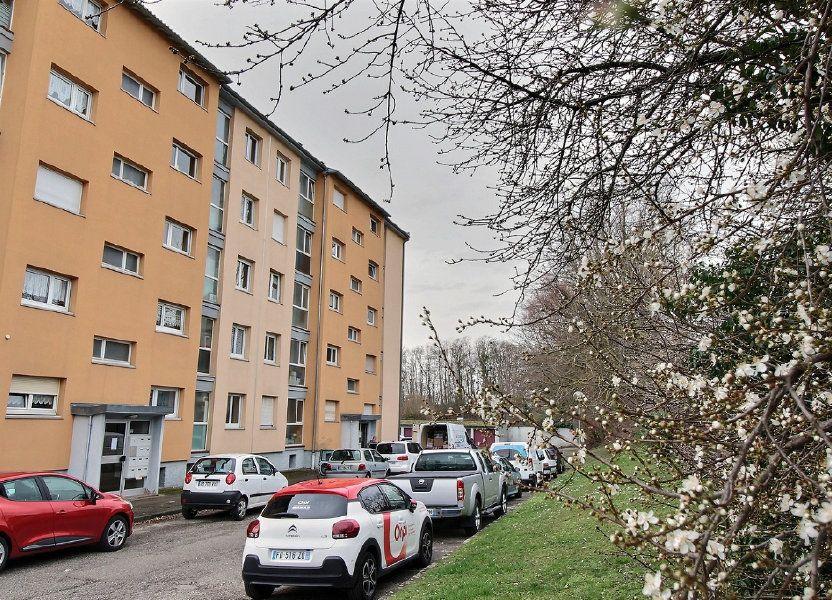Appartement à vendre 80m2 à Hoenheim