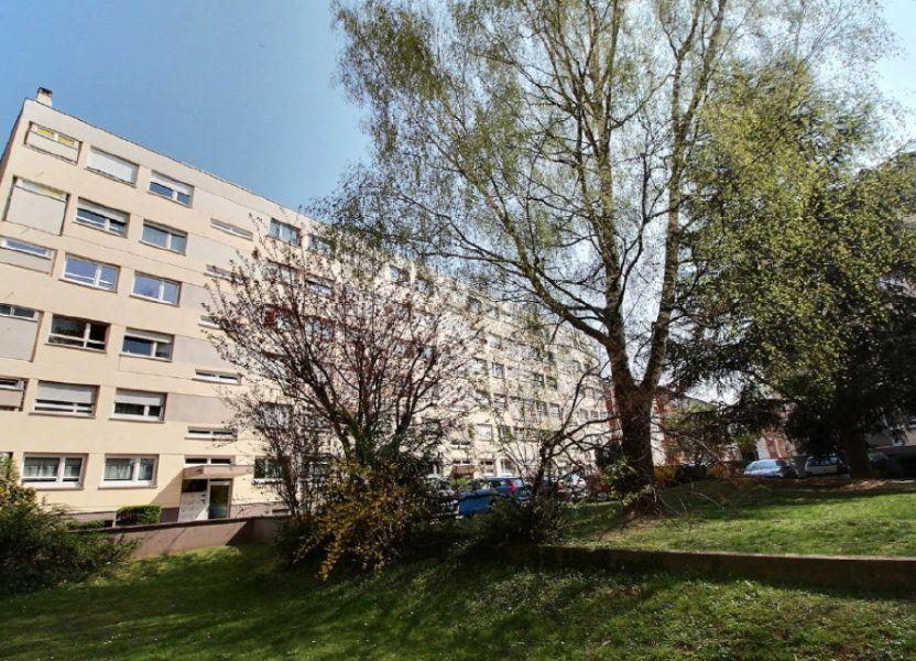 Appartement à vendre 80.16m2 à Bischheim