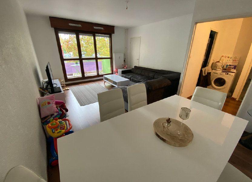 Appartement à vendre 73m2 à Lingolsheim